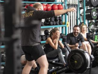 Gymnasium Rowing