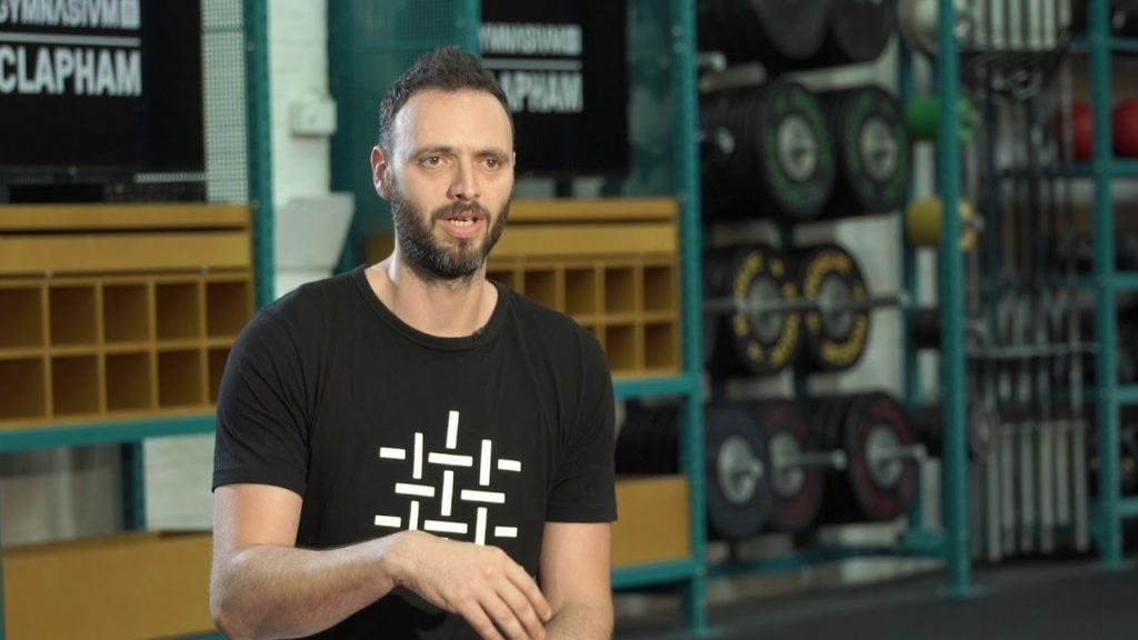 Gymnasium Clapham Olympic Lifting
