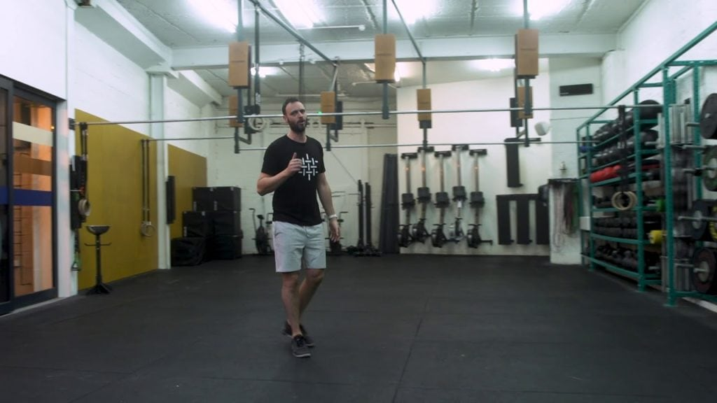 Gymnasium Clapham   Main Gym
